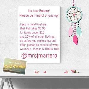 🌟 No low ballers! Please be mindful of Pricing!